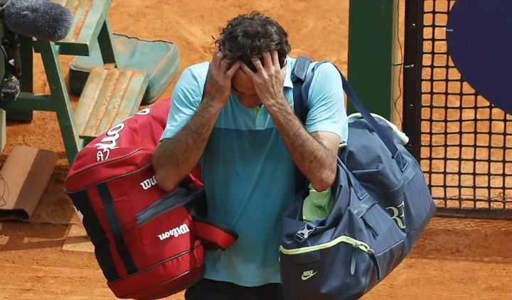 Photo of Monfils Prematurely Ends Federer's Monte Carlo Campaign