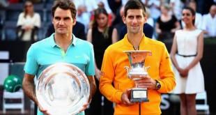Federer Djokovic Rome Final 2015