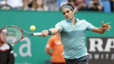 Federer Istanbul Semi Final