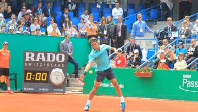 Federer Quarter Final Istanbul 2015