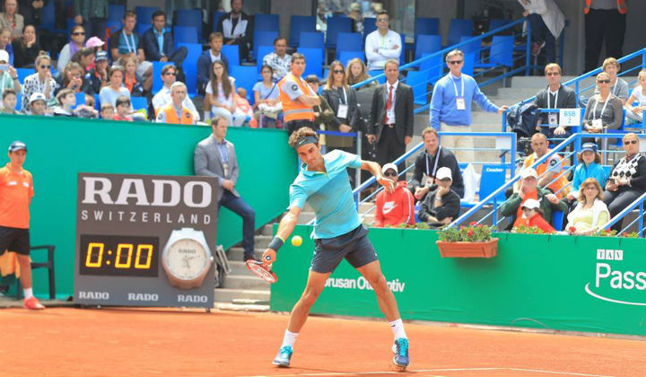 Photo of Federer Scores Hard Fought Victory Over Gimeno-Traver in Istanbul
