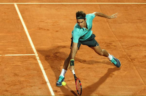 Federer Rome 2015 Quarter Finals