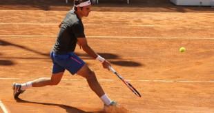 Federer Rome Draw 2015