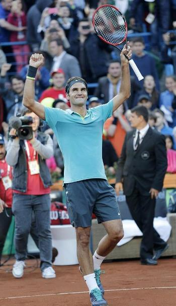 Federer Wins Istanbul Title