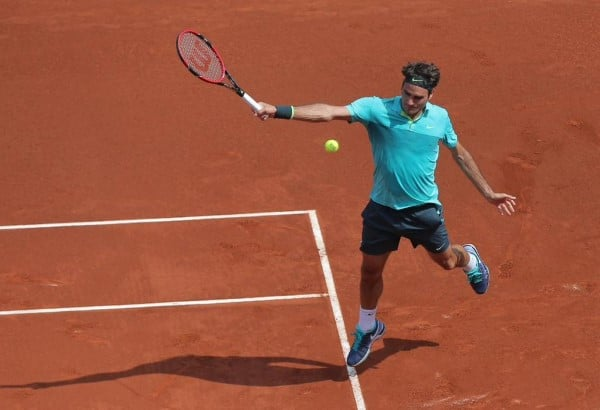 Federer defeat Gimeno Traver Istanbul