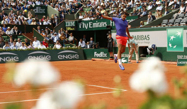 Photo of Federer Routines Dzhumur to Make 4th Round at Roland Garros