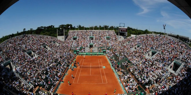 French Open Draw 2015