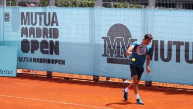 Photo of Madrid Open Chat Thread