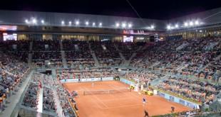 Madrid Open Draw 2015