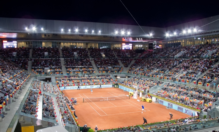 Madrid Open Draw 2015