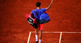 Federer French Open 2015 QF