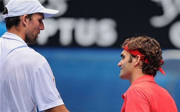 Federer Karlovic AO