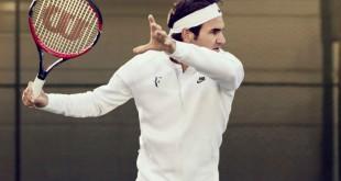 Roger Federer Wimbledon Outfit 2015