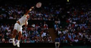 Federer Agut Wimbledon 2015