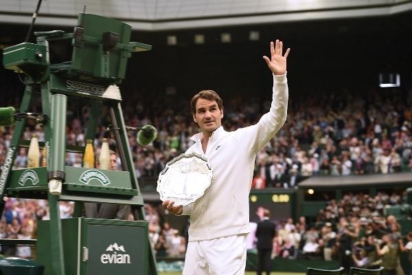 Federer Djokovic Wimbledon 2015