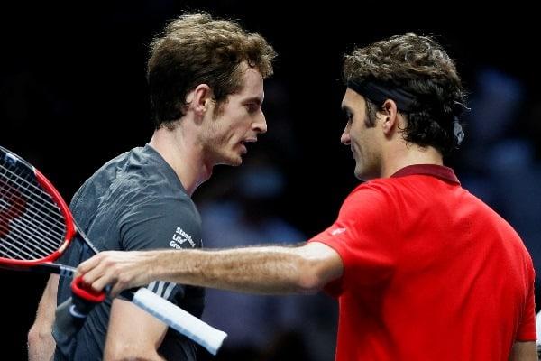 Federer Murray WTF 2014