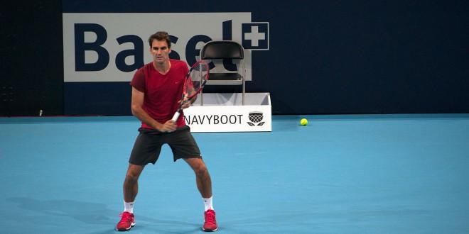Federer Schedule 2015