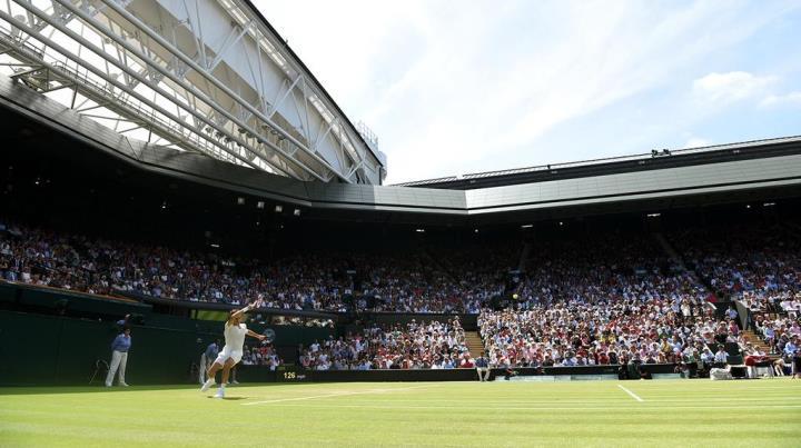 Federer Third Round Wimbledon 2015