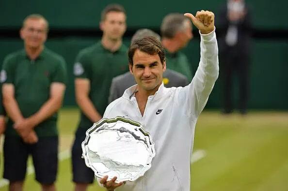 Federer Wimbledon Final 2015