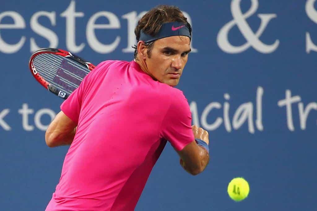 Federer Agut Cincinnati 2015