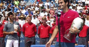 Federer Wins 7th Cincinnati Title