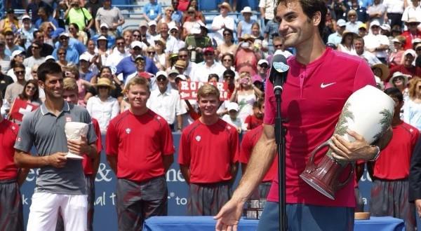 Federer Wins 7th Cincinnati Title