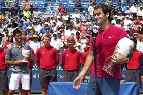 Photo of Solid Federer Defeats Djokovic to Take Home 7th Cincinnati Title