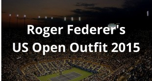 Roger Federer's US Open Outfit 2015