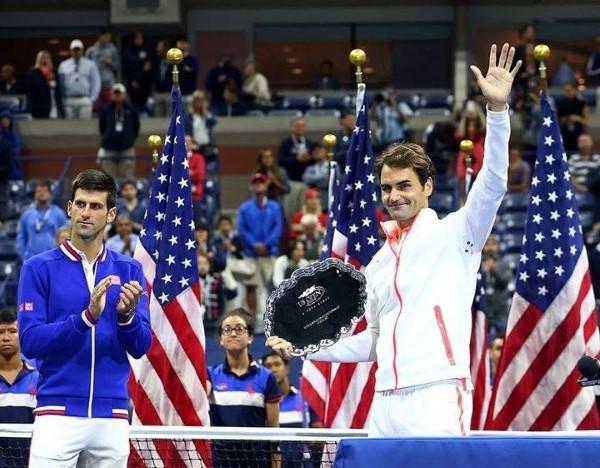 Federer Djoker USO 2015