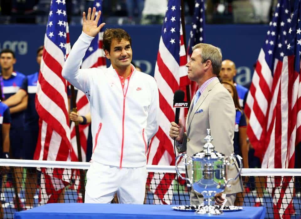 Federer US Open Final 2015