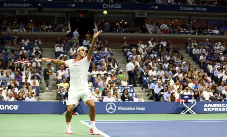 Federer US Open QF 2015