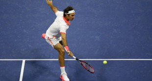 Federer US Open Semi Final 2015