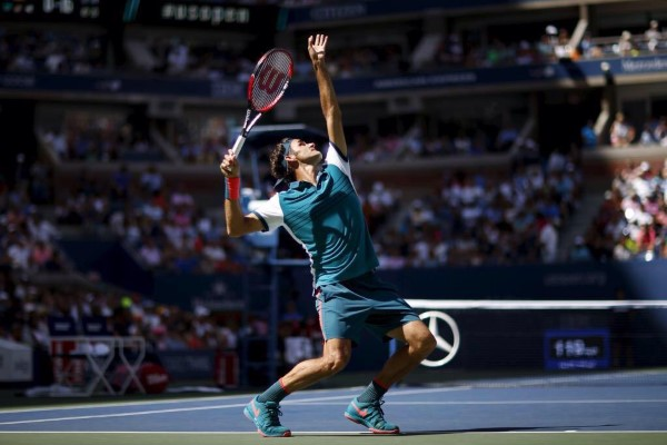 Federer US Open Third Round 2015