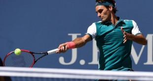 Federer def. Kohlschreiber US Open 2015