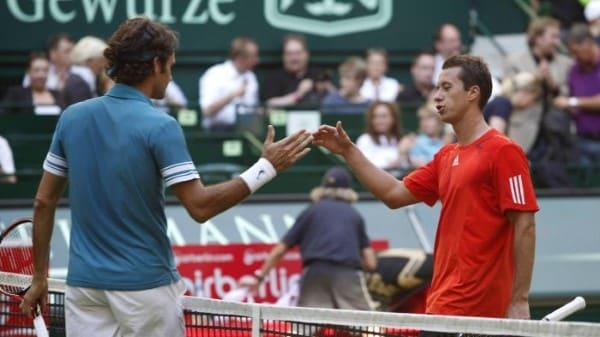 Federer vs Kohli US Open