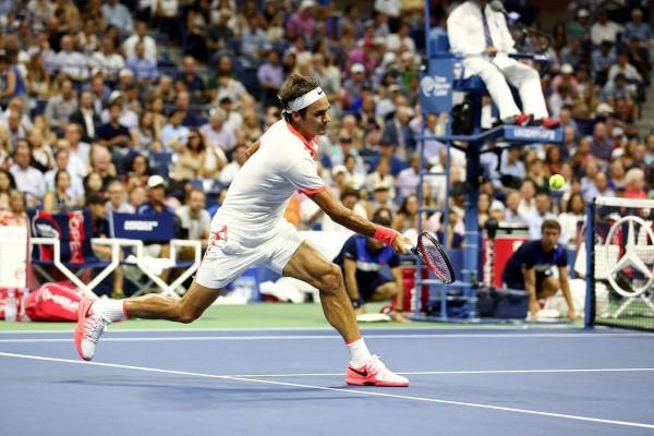 Federer vs. Gasquet USO