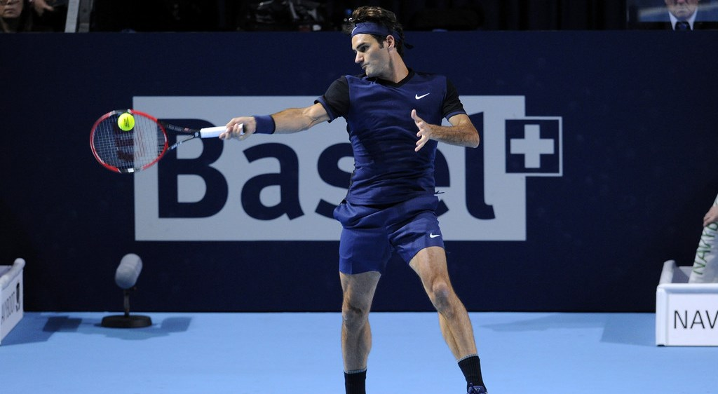 Photo of Federer Makes Routine Start at Swiss Indoors
