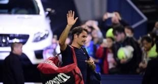 Federer Loses Shanghai 2015