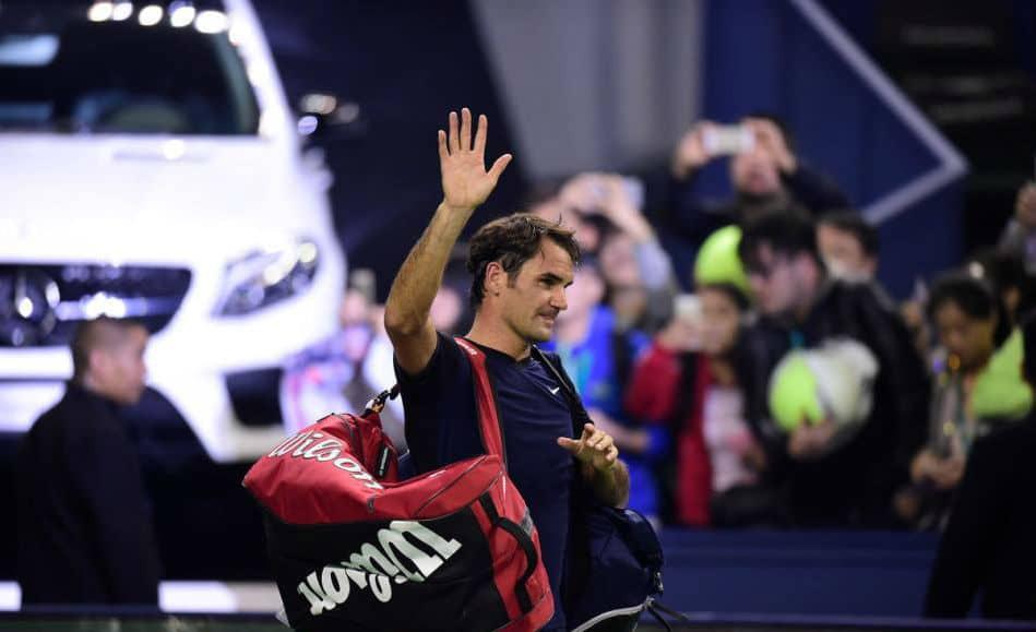 Photo of Federer Falls to Ramos-Vinolas in Shanghai Opener