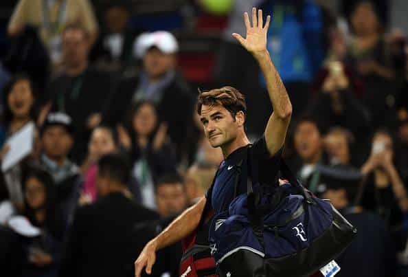 Federer Ramos Vinolas Shanghai