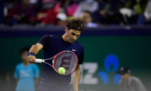 Federer Shanghai 2015