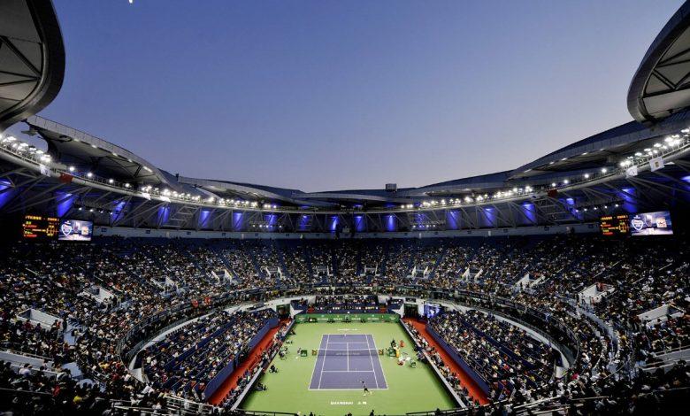 Shanghai Masters Draw 2015