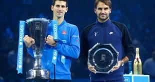 Djokovic Wins WTF 2015