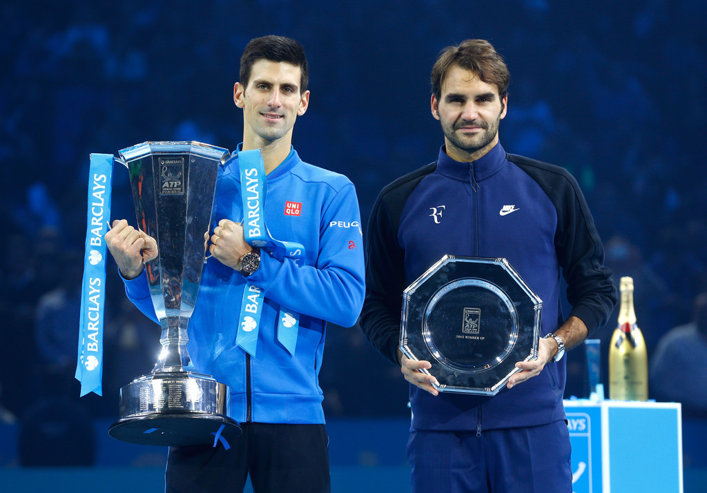 Djokovic Wins WTF 2015