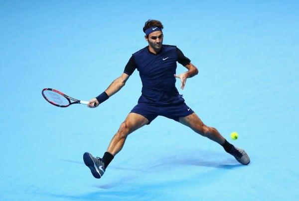 Federer Berdych London WTF 2015