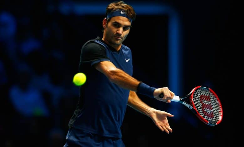 Federer Berdych World Tour Finals 2015