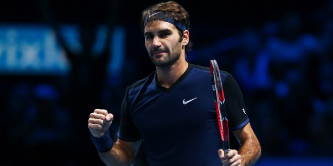 Federer Defeat Wawrinka WTF 2015