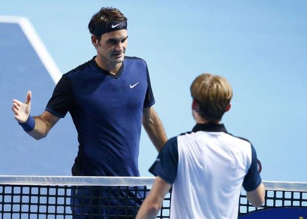 Federer Goffin Basel