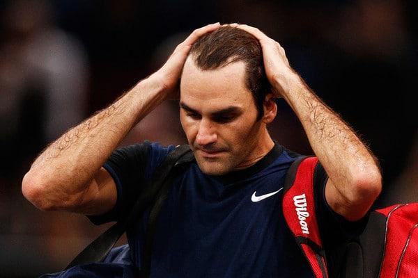 Federer Isner Bercy 2015