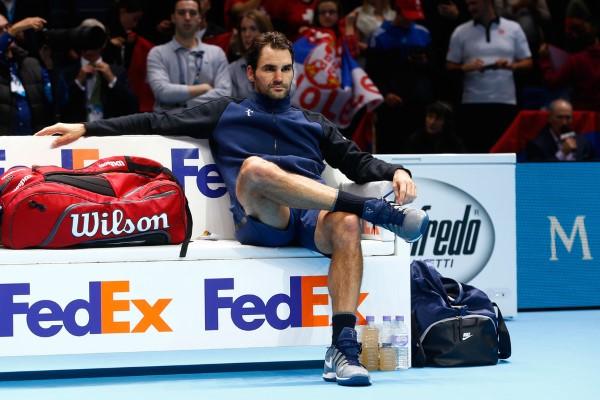 Federer London Final 2015